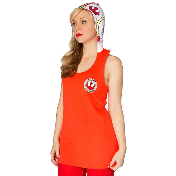 Rogue Squadron Ladies Tunic Top