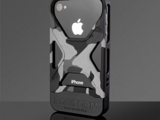 Rokform Aluminum Polycarbonate Protective Case for iPhone 4 4s