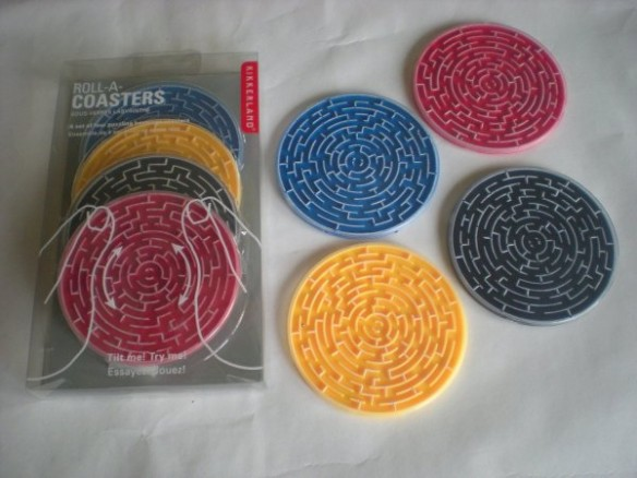 Roll-A-Coasters 2-Pack