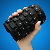 Roll-Up Portable Keyboard