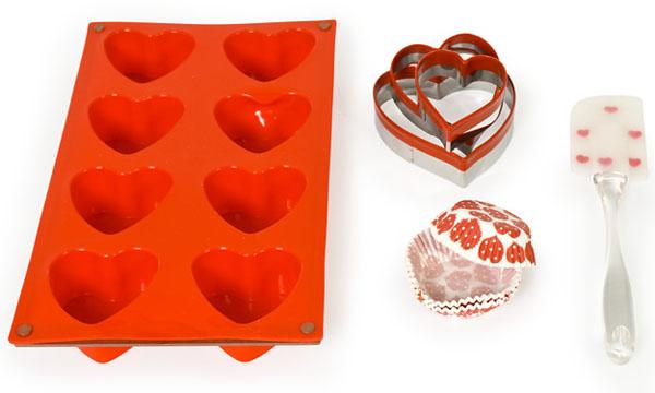 Romantic Baking Set