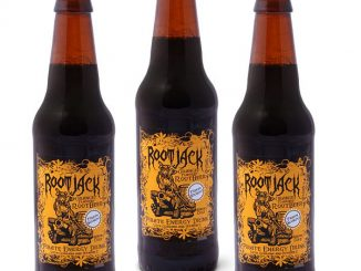 RootJack Caffeinated Pirate Root Beer