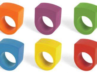 Round Crayon Rings