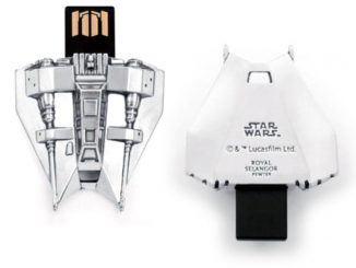 Royal Selangor Star Wars Snowspeeder Pewter Flash Drive