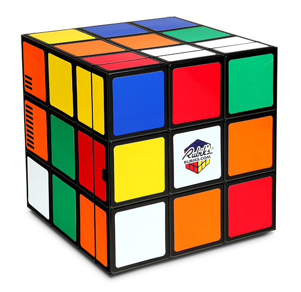 Rubiks Cube Fridge