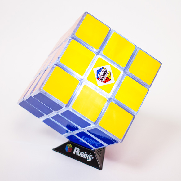 Rubik's Cube Light with Stand