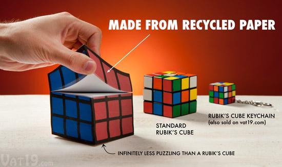 Rubiks Cube Notepad
