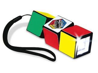 Rubik's Cube Puzzle Flashlight