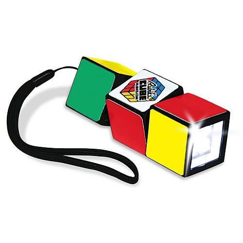 Rubik's Cube Puzzle Flashlight