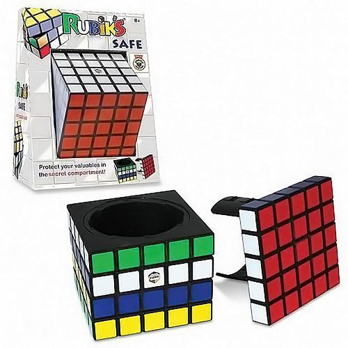 Rubiks Cube Puzzle Safe