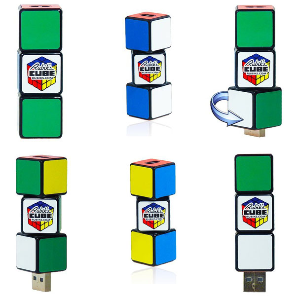 Rubik's Cube USB Flash Drive