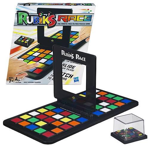 Rubics Race