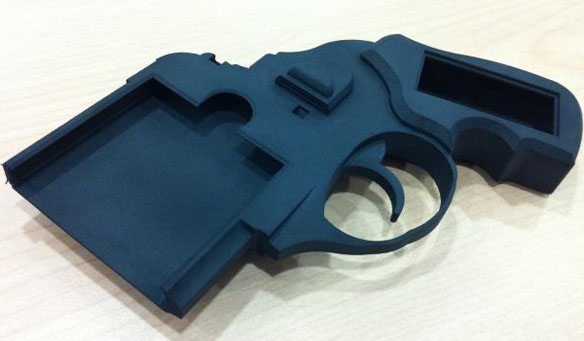 Ruger iPhone Dock