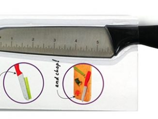 Ruler Knife