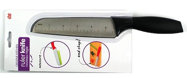 Ruler Knife