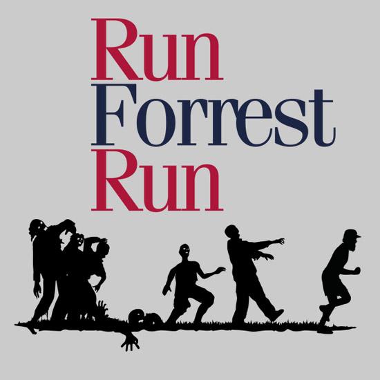 Run Forrest Run Shirt