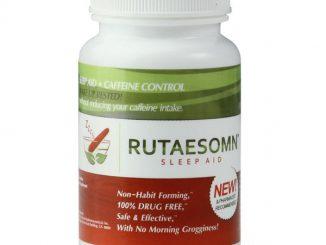 Rutaesomn De-Caffeinating Chill Pills
