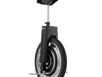 SBU V3 Self-Balancing Unicycle