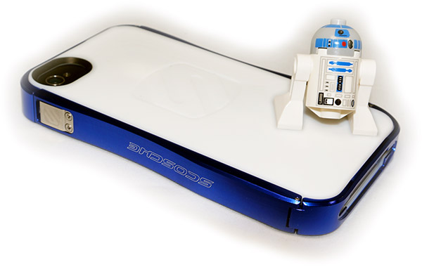 Scosche RAILkase with R2-D2 Minifigure
