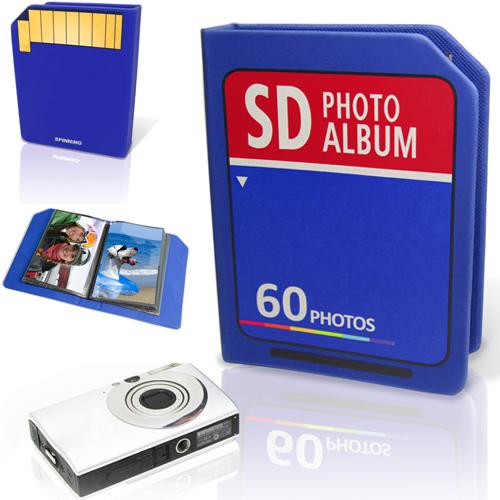 SD Old School Photo Album