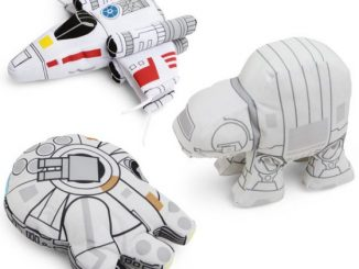 SD Star Wars Plush Vehicles