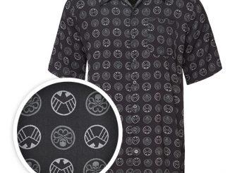 SHIELD Hawaiian Shirt