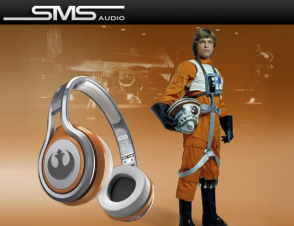 SMS Audio STREET by 50 Star Wars Rebel Alliance Headphones