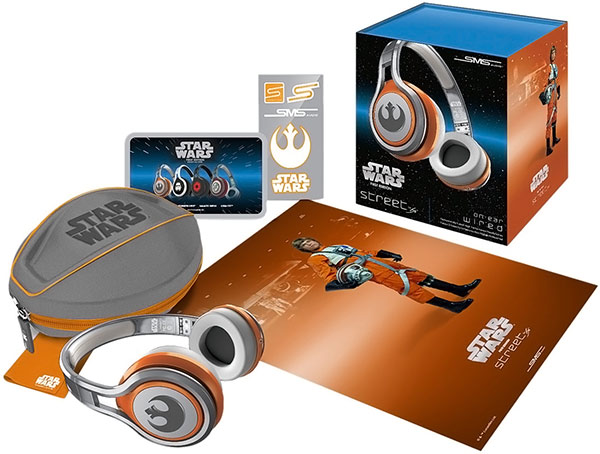 SMS Audio Star Wars Rebel Alliance Headphones