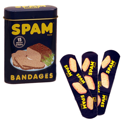 SPAM Bandages