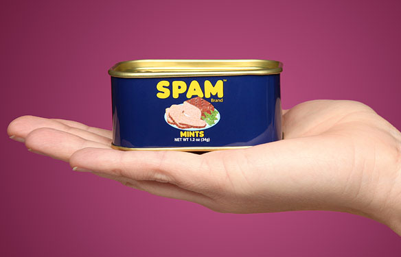SPAM Dinner Mints
