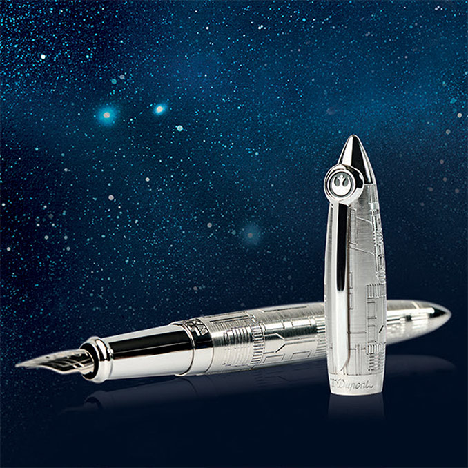 S.T. Dupont X-Wing Fountain Pen
