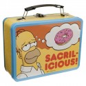 Sacrilicious The Simpsons Tin Tote