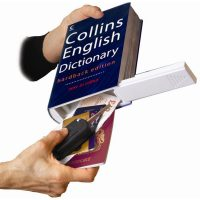 Safe Book Collins English Dictionary