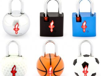 Safe Skies New TSA Accepted Padlock Designs