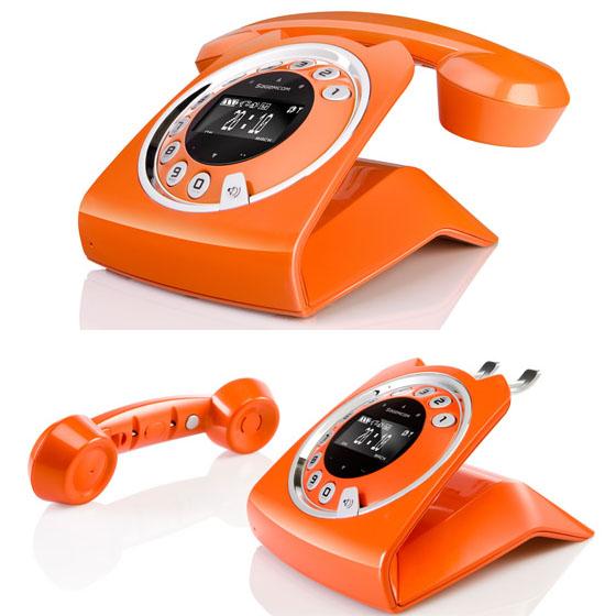 Sagemcom Sixty Cordless Telephone 5