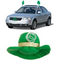 Saint Patricks Day Vehicle Costume