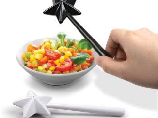 Salt & Pepper Magic Wand Shakers
