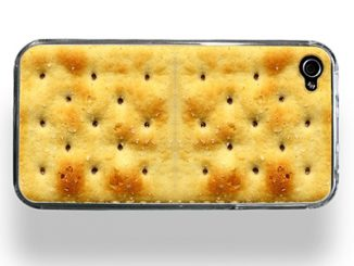 Saltine Cracker Apple iPhone 4 Case by ZERO GRAVITY