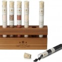 Salts of the World Test Tube Set