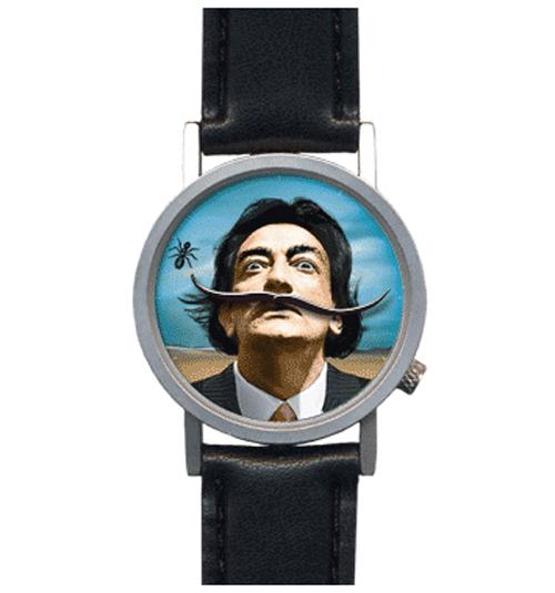 Salvador Dali Watch