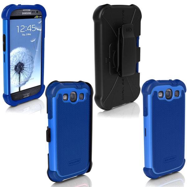 Samsung Galaxy S III Ballistic SG MAXX Series Case