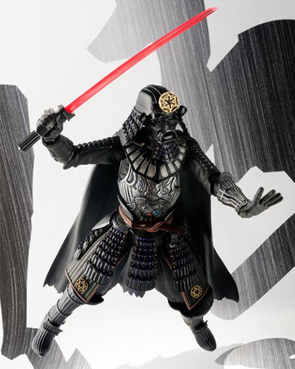 Darth Vader Samurai Action Figure