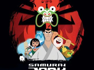 Samurai Jack Back to the Past Box