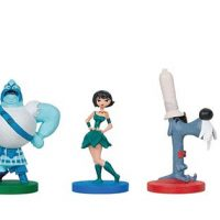 Samurai Jack Back to the Past Figures
