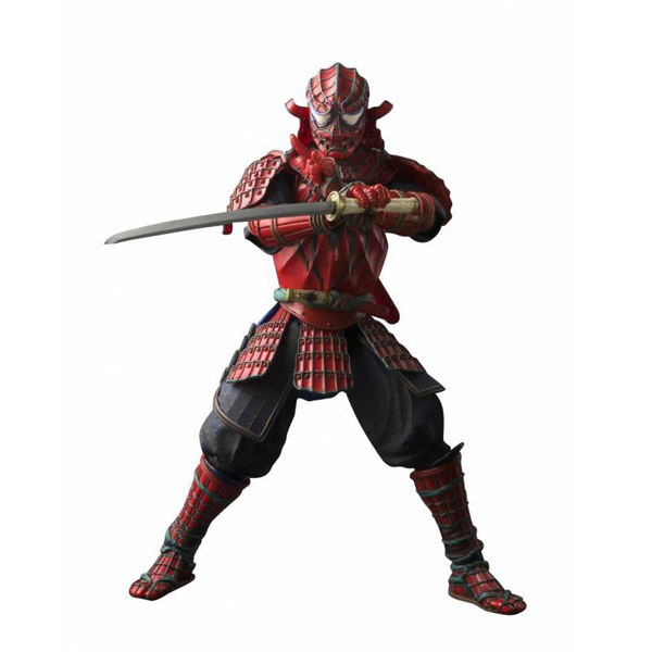 Samurai Spider-Man Meisho Manga Realization Action Figure 8