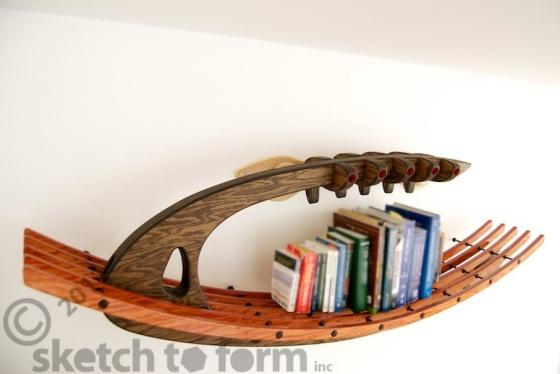 Samurai the Shelf