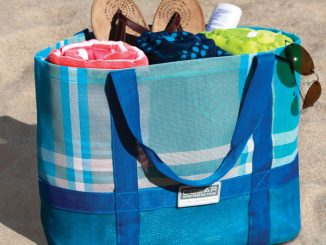 Sandless Beach Tote