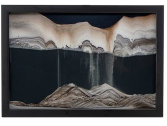 Sands Of Time 360 Degree Rotating Wall Art