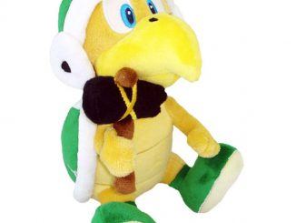 Sanei Super Mario Plush Series Plush Doll 6 Inch Hammer Bros Plush