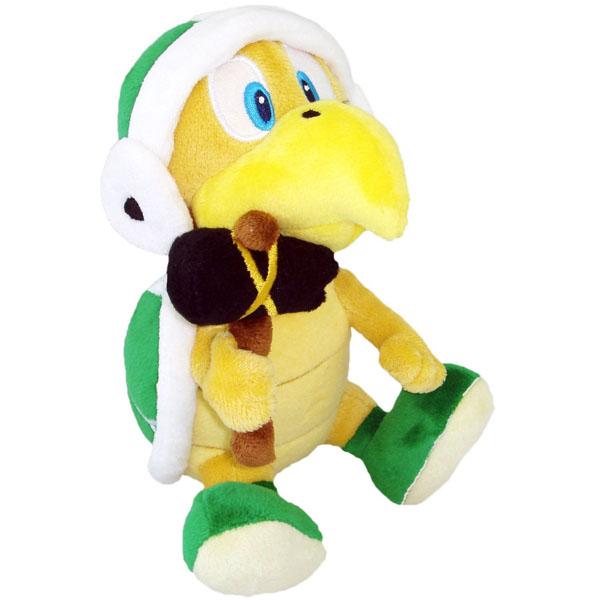 Sanei Super Mario Plush Series Plush Doll 6 Inch Hammer Bros Plush